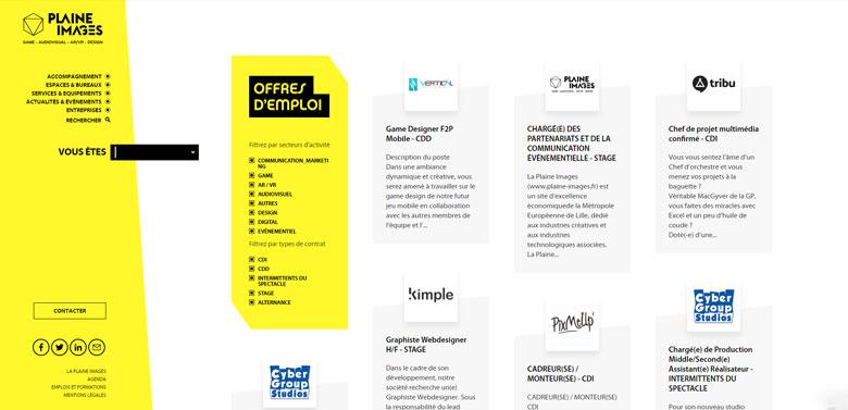 https://www.fabienrodrigues.com/Plaine Images, Recherche d'emploi
