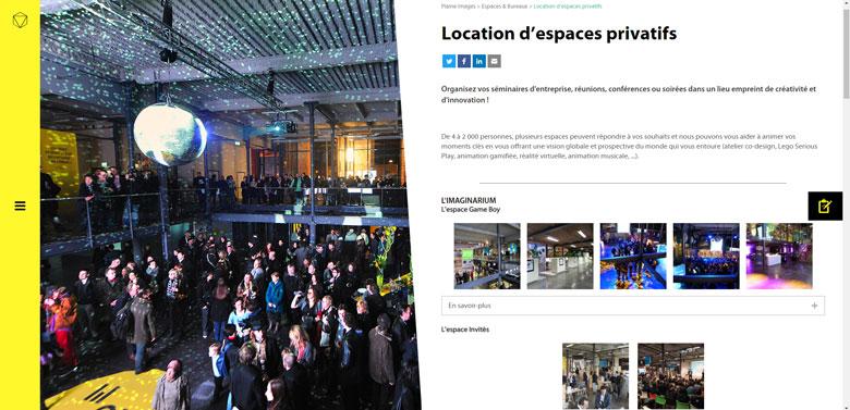 https://www.fabienrodrigues.com/Plaine Images, Location d'espaces privatifs