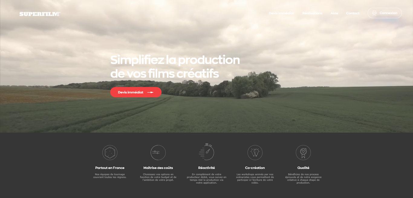 https://www.fabienrodrigues.com/Superfilm - Simplifiez la production de vos films créatifs