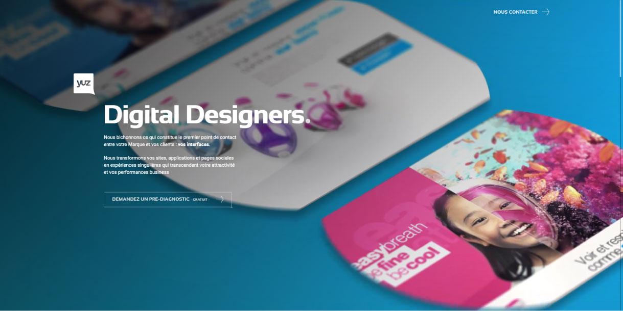 https://www.fabienrodrigues.com/YUZ - Digital Designers