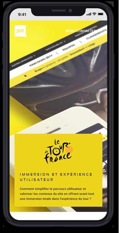https://www.fabienrodrigues.com/YUZ - Tour de France